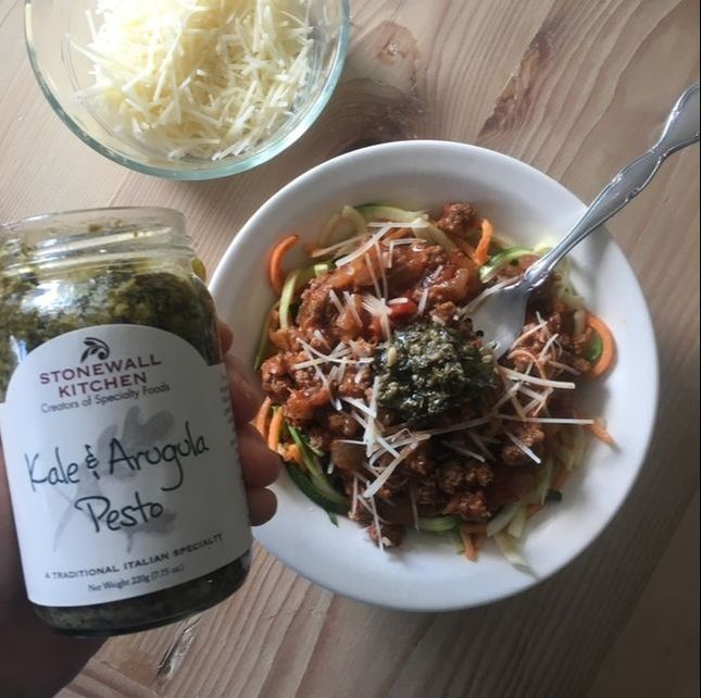 Simple Meaty Spaghetti Recipe: The Clean & SImple Life